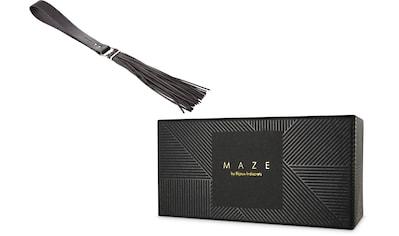 Bijoux Indiscrets Erotik-Peitsche »MAZE Tassel Flogger«, mit Handschlaufe kaufen