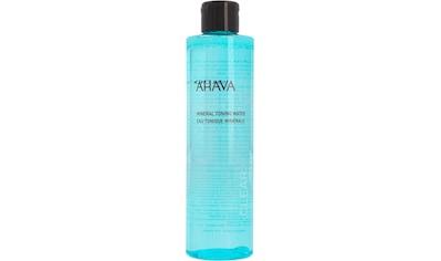 AHAVA Gesichtswasser »Time To Clear Mineral Toning Water« kaufen