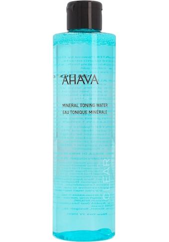 "AHAVA Gesichtswasser ""Time To Clear Mineral Toning Water"" kaufen"