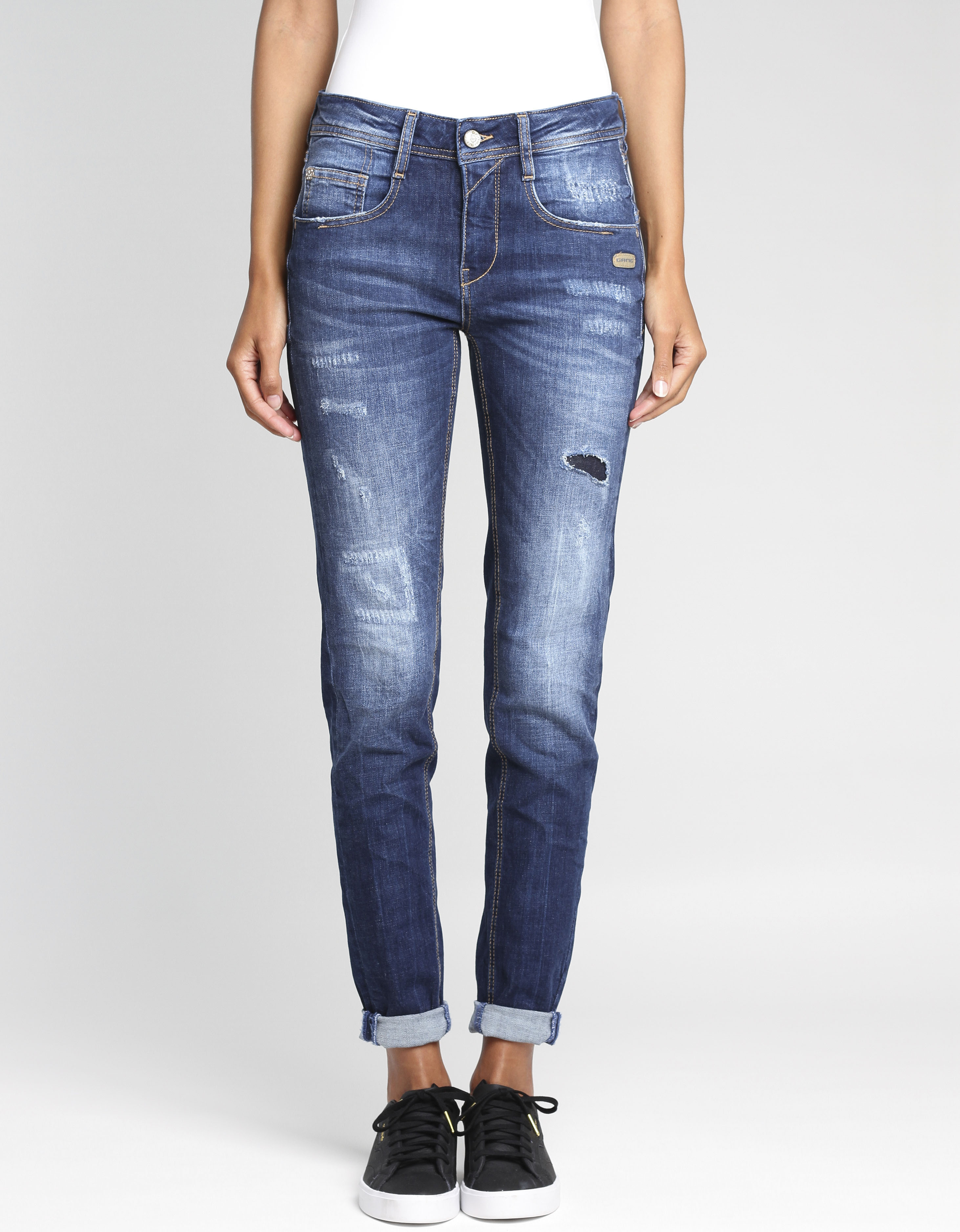 gang -  5-Pocket-Jeans Amelie