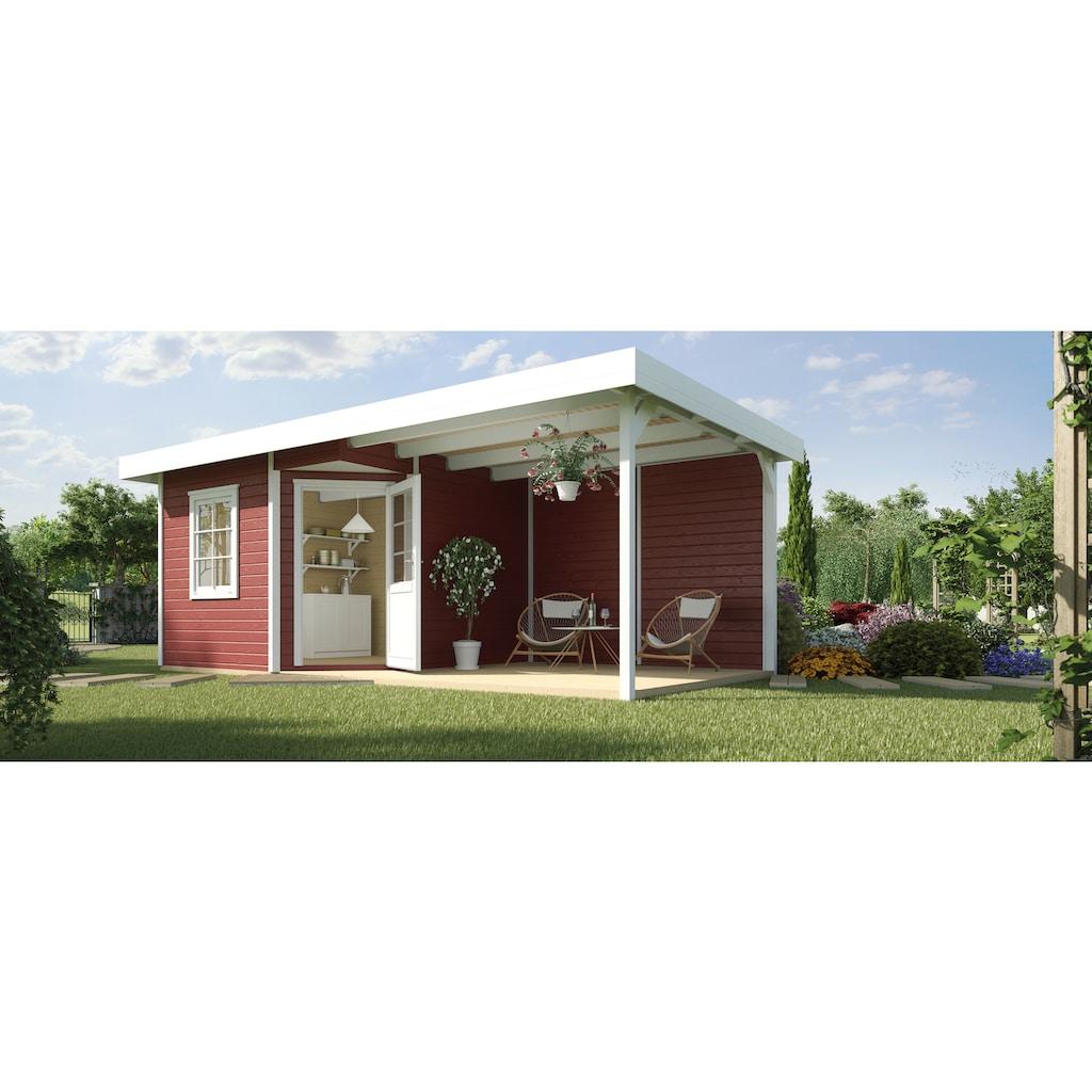 weka Gartenhaus »Designhaus 213B Gr.1«