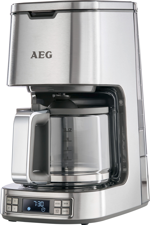 AEG Filterkaffeemaschine PremiumLine 7Series KF 7800 Permanentfilter 1x4   Küche und Esszimmer > Kaffee und Tee > Kaffeemaschinen   AEG