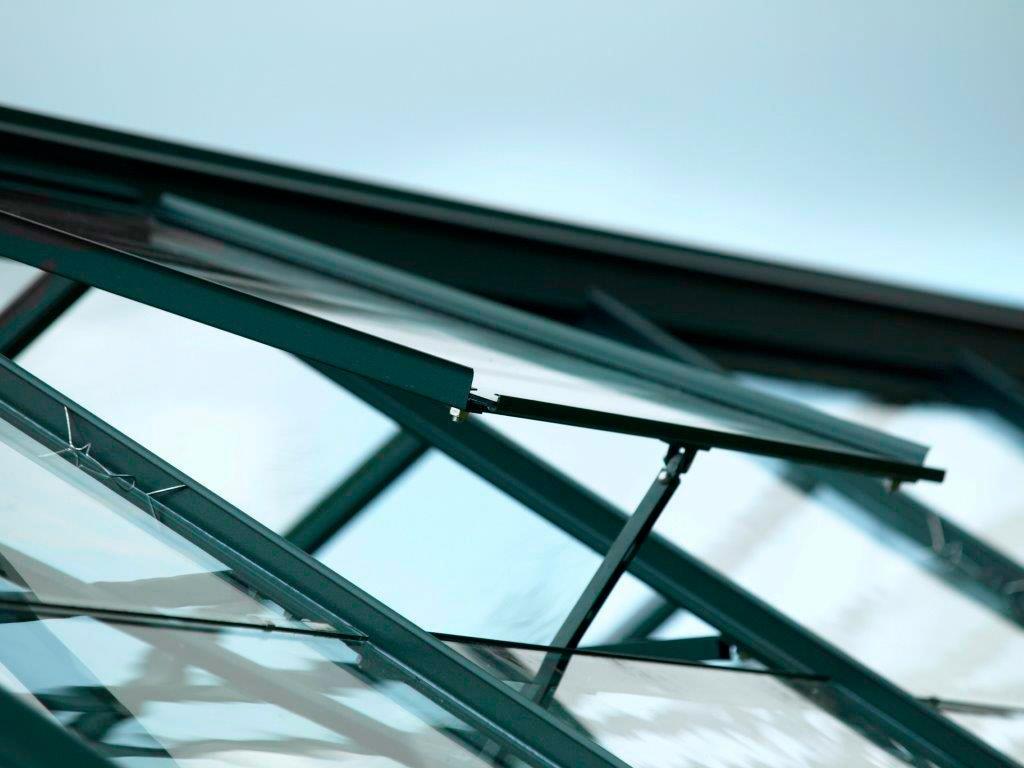 Vitavia Dachfenster, ohne Verglasung, grün Fenster Bauen Renovieren Dachfenster