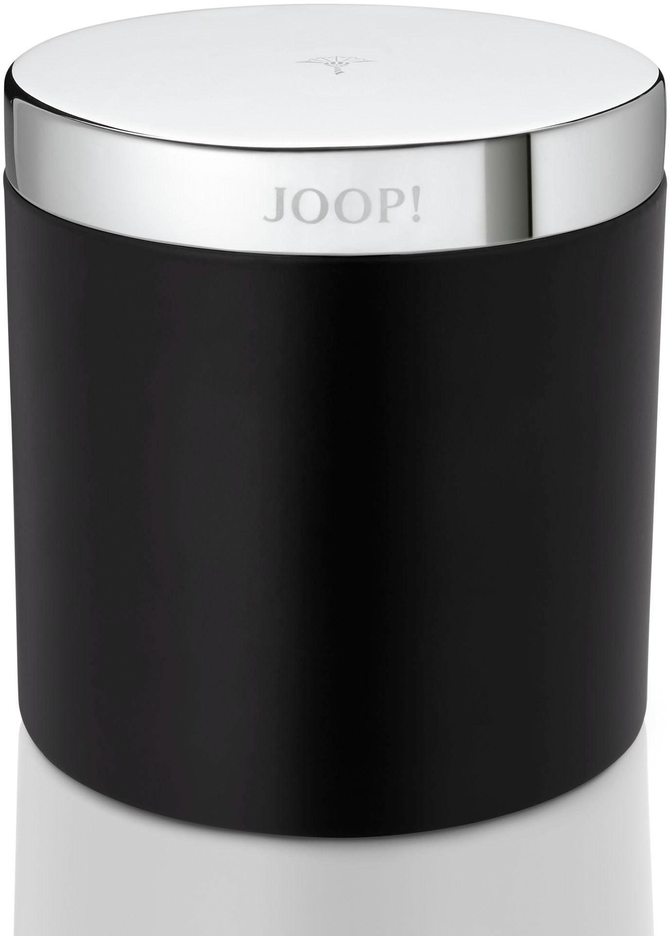 Joop! Joop Kosmetikbox schwarz Badaufbewahrung Badaccessoires Badmöbel Aufbewahrungsboxen
