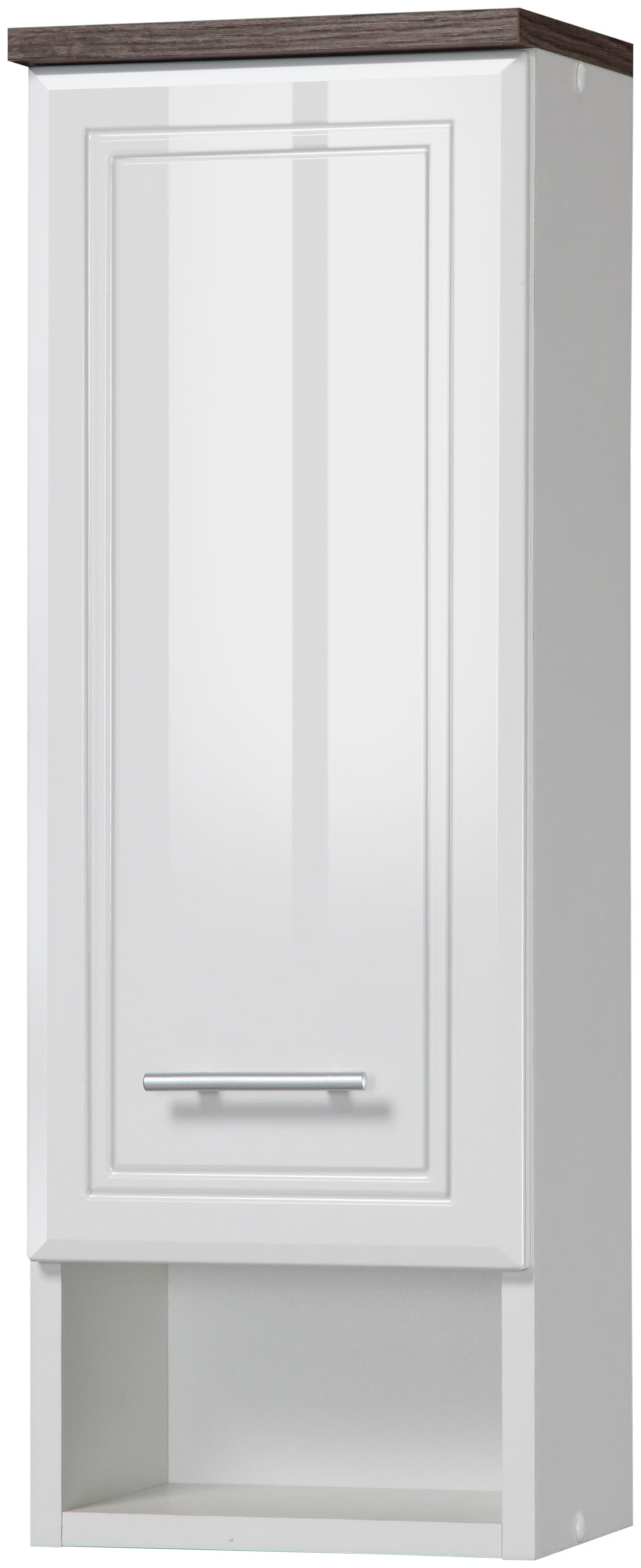 HELD MÖBEL Hängeschrank Neapel, Breite 25 cm, mit Hochglanzfronten und eleg günstig online kaufen