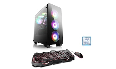 CSL Gaming-PC »HydroX T9781 Wasserkühlung«, Core i7-9700F | GeForce GTX 1650 | 16 GB... kaufen