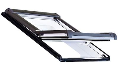 RORO Dachfenster »Typ DKE207«, BxH: 114x118 cm, weiß kaufen