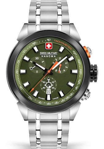 Swiss Military Hanowa Chronograph »PLATOON CHRONO NIGHT VISION, SMWGI2100271« kaufen