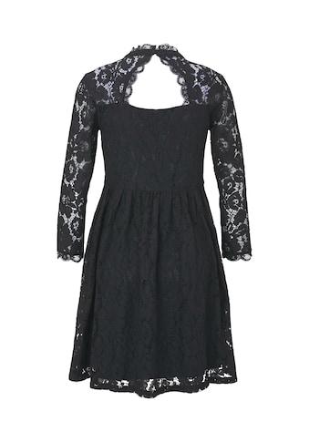 TOM TAILOR Denim Spitzenkleid »Mini - Kleid aus Spitze« kaufen