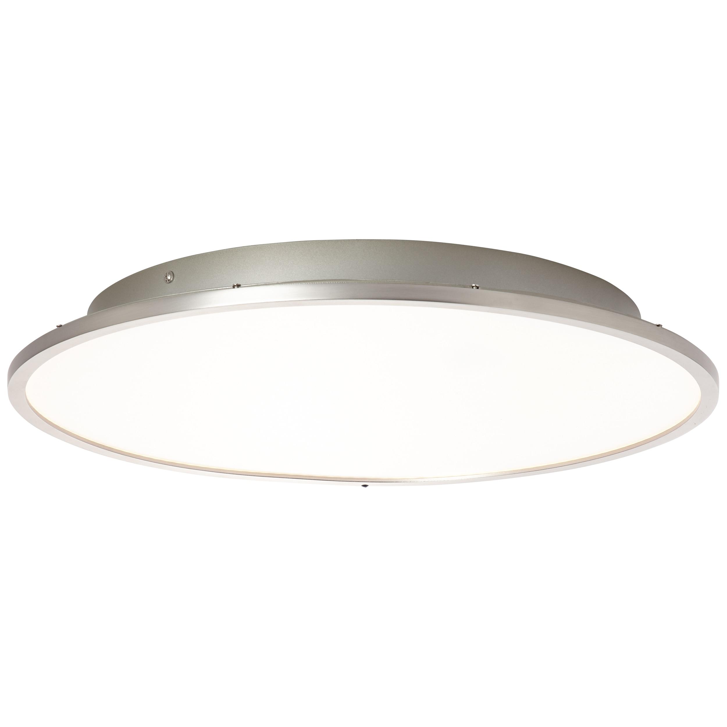 AEG Devin WiZ LED Deckenaufbau-Paneel 45cm nickel