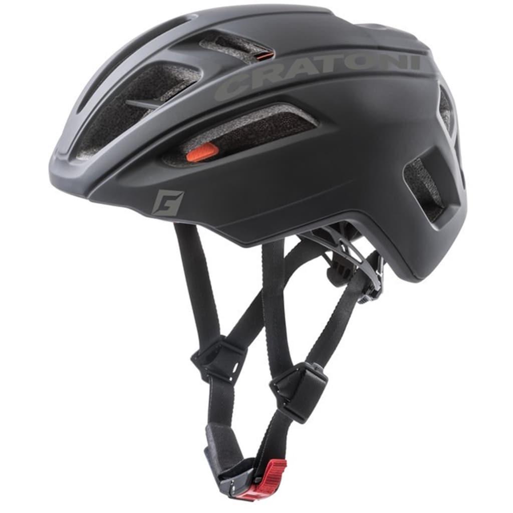 Cratoni Fahrradhelm »Performance-Fahrradhelm C-Pro«, Reflektoren, Kamera-Port