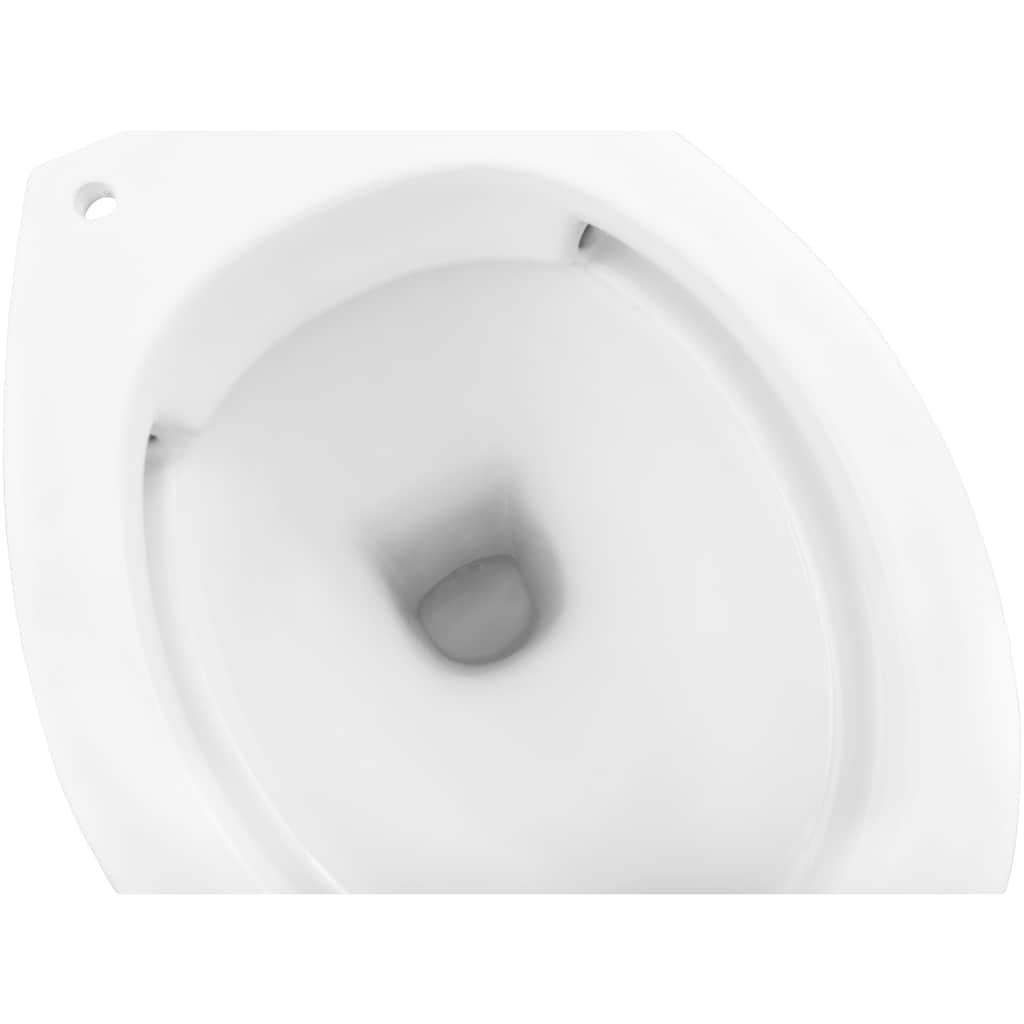 CORNAT Tiefspül-WC, Porzellan