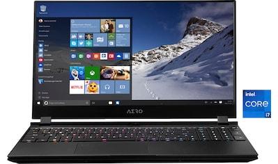 Notebook »AERO 15 OLED XD-73DE644SP«, (1000 GB SSD) kaufen