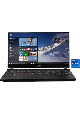 Notebook »AERO 15 OLED XD-73DE644SP«, (39,62 cm/15,6 Zoll Intel Core i7 RTX,™ 3070\r\n... kaufen