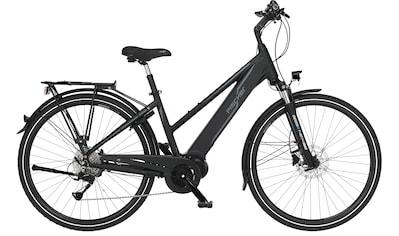 FISCHER Fahrräder E - Bike »Viator 4.0i Damen Trekking E - Bike«, 9 Gang Shimano Acera Schaltwerk, Kettenschaltung, Mittelmotor 250 W kaufen