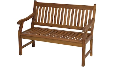 PLOSS Gartenbank »Kalmar«, Akazie, 120x68x90 cm, braun kaufen