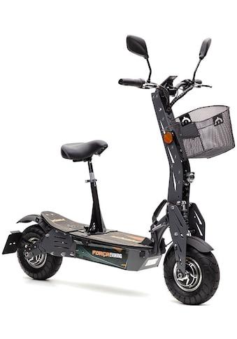 Forca E-Scooter »Evoking 20 km/h Basic«, 20 km/h, 30 km kaufen