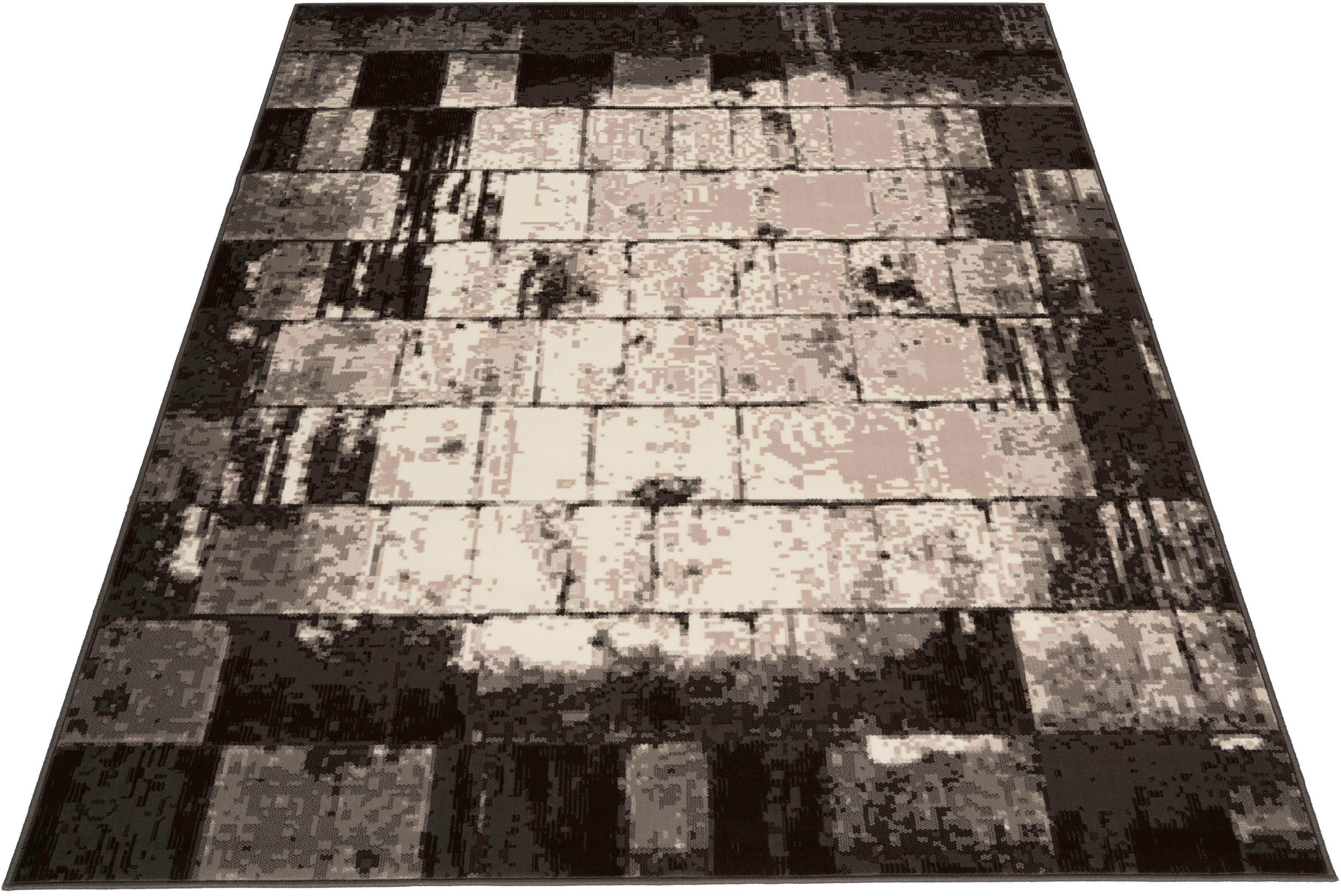 Teppich Cohen Bruno Banani rechteckig Höhe 10 mm maschinell gewebt