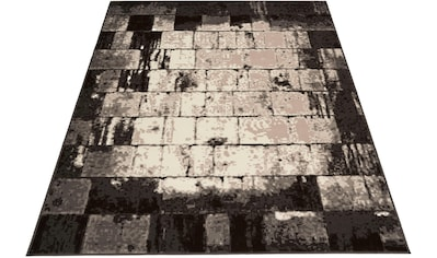 Teppich, »Cohen«, Bruno Banani, rechteckig, Höhe 10 mm, maschinell gewebt kaufen