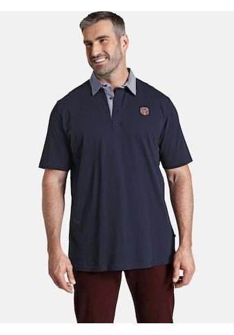Charles Colby Poloshirt »EARL DOUGLAS«, mit Hemdkragen kaufen