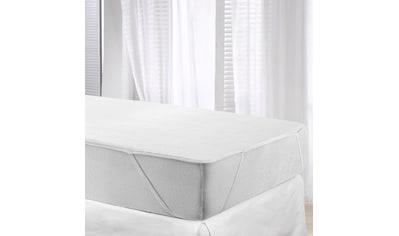 Jekatex Matratzenauflage »GreenWave Protector«, wasserdicht & kochfest bis 95 °c, mit zusätzlicher, atmungsaktiver Membrane kaufen