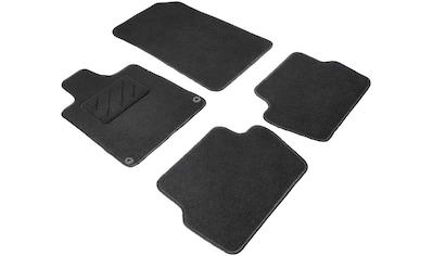 WALSER Passform-Fußmatten »Standard«, (4 St.), für Peugeot 407, 407 SW kaufen