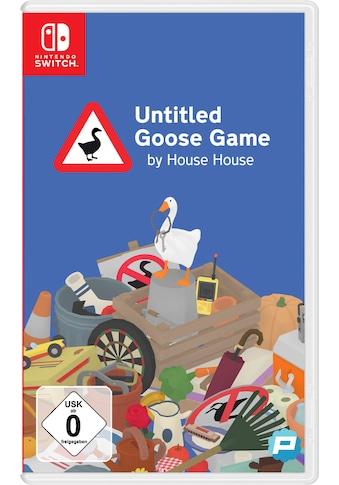 Spiel »Untitled Goose Game«, Nintendo Switch kaufen