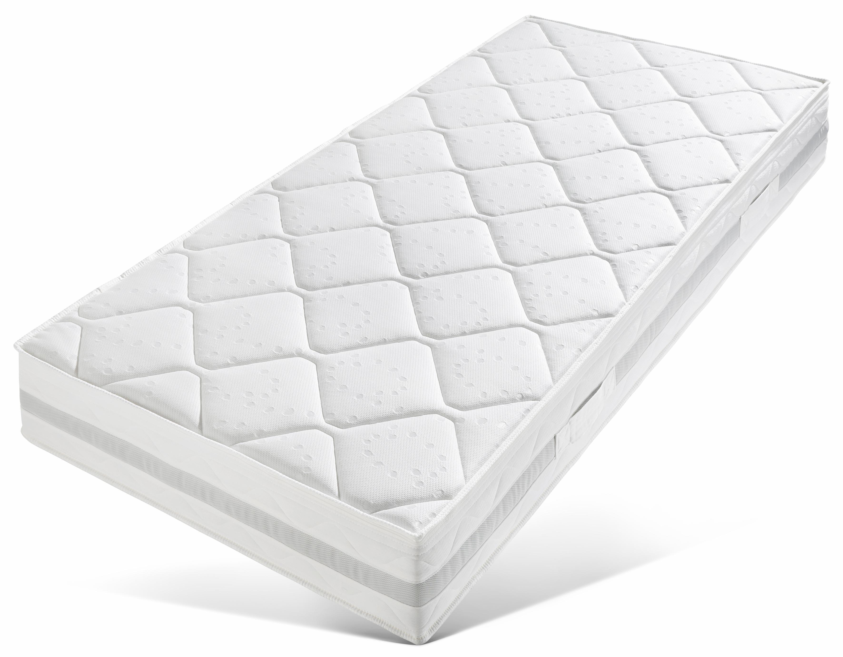 Taschenfederkernmatratze Gelschaum-Komfort-TFK Breckle 23 cm hoch