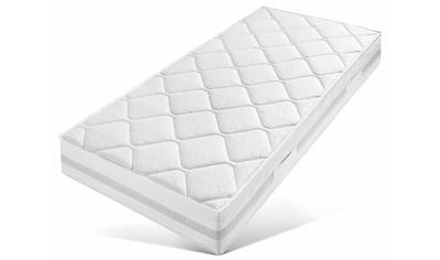 Breckle Taschenfederkernmatratze »Gelschaum-Komfort-TFK«, 1000 Federn, (1 St.), Federkernmatratze der Luxusklasse mit 1000 Taschenfedern* und Gelschaum kaufen
