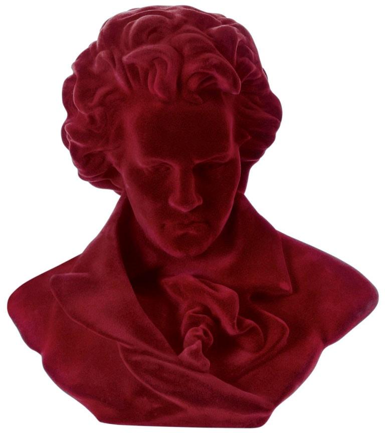 Schneider Dekofigur, Büste rot Dekofigur Figuren Skulpturen