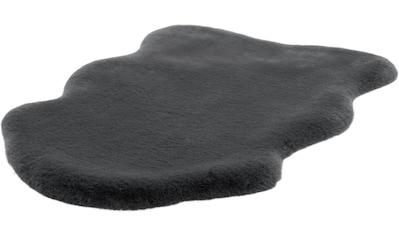 Arte Espina Fellteppich »Rabbit 200«, fellförmig, 35 mm Höhe, Kunstfell, Wohnzimmer kaufen