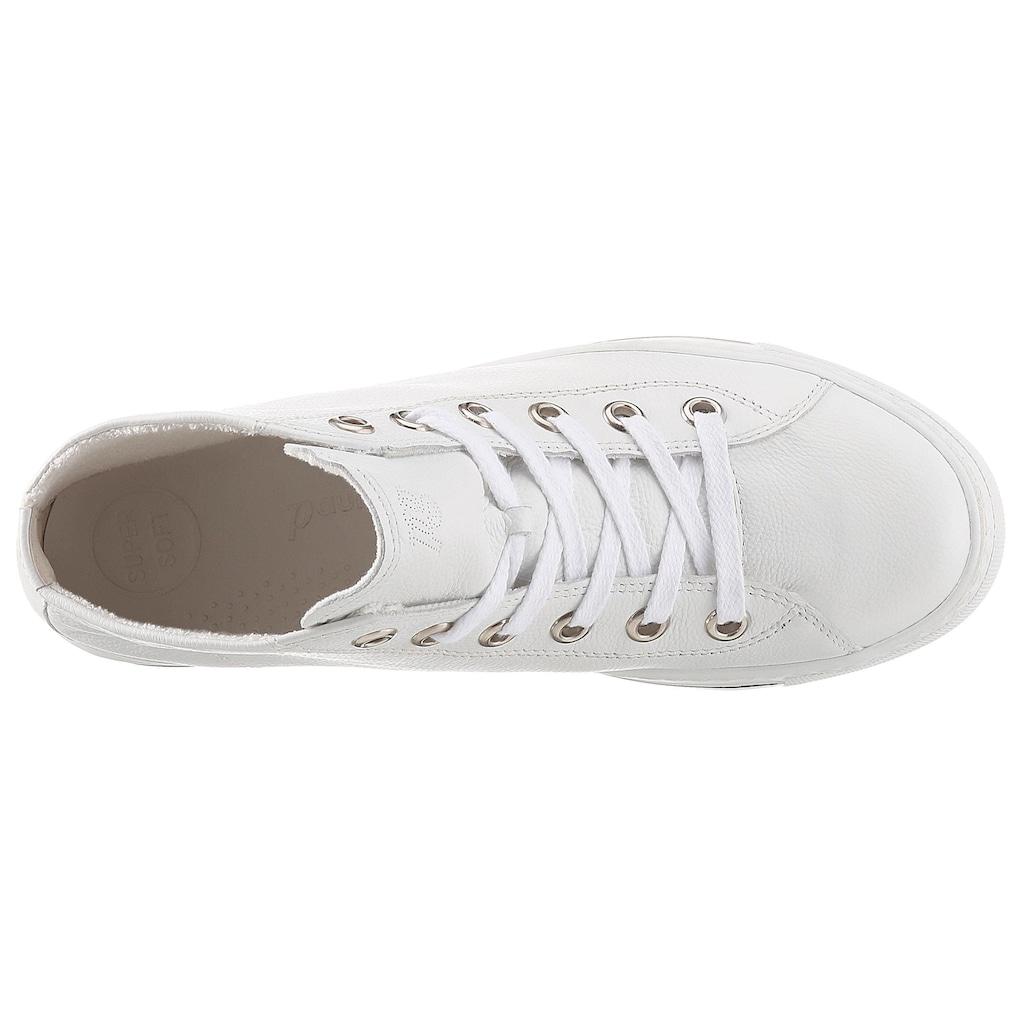 Paul Green Sneaker, mit seitlicher Logoprägung