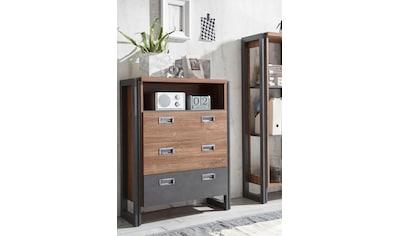 Home affaire Sideboard »Detroit«, Breite 75 cm kaufen