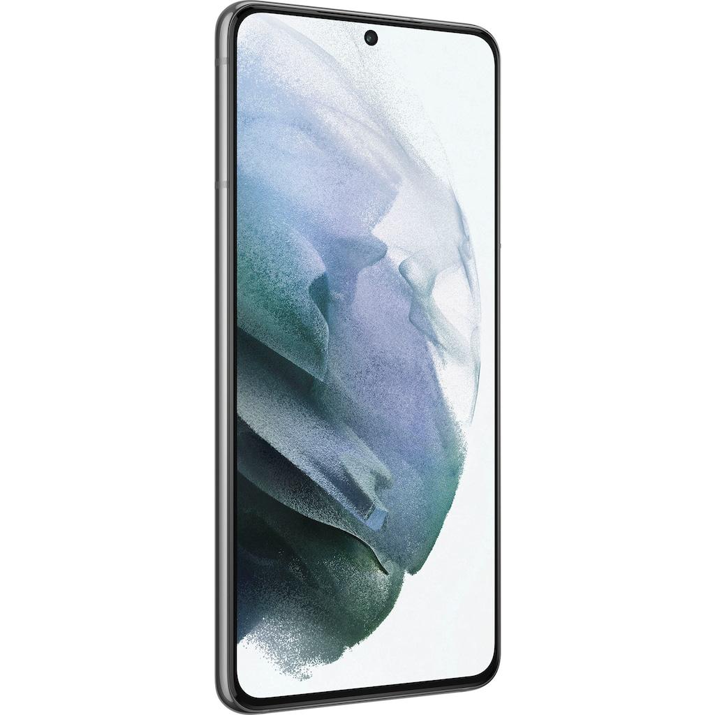 """Samsung Smartphone »Galaxy S21 5G«, (15,84 cm/6,2 """", 128 GB Speicherplatz, 64 MP Kamera), 3 Jahre Garantie"""