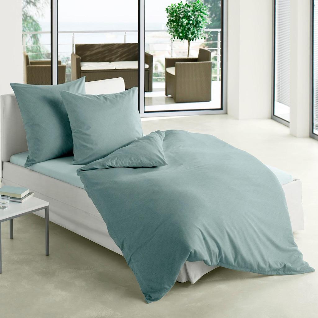 BIERBAUM Bettwäsche »Senci«, mit Muster