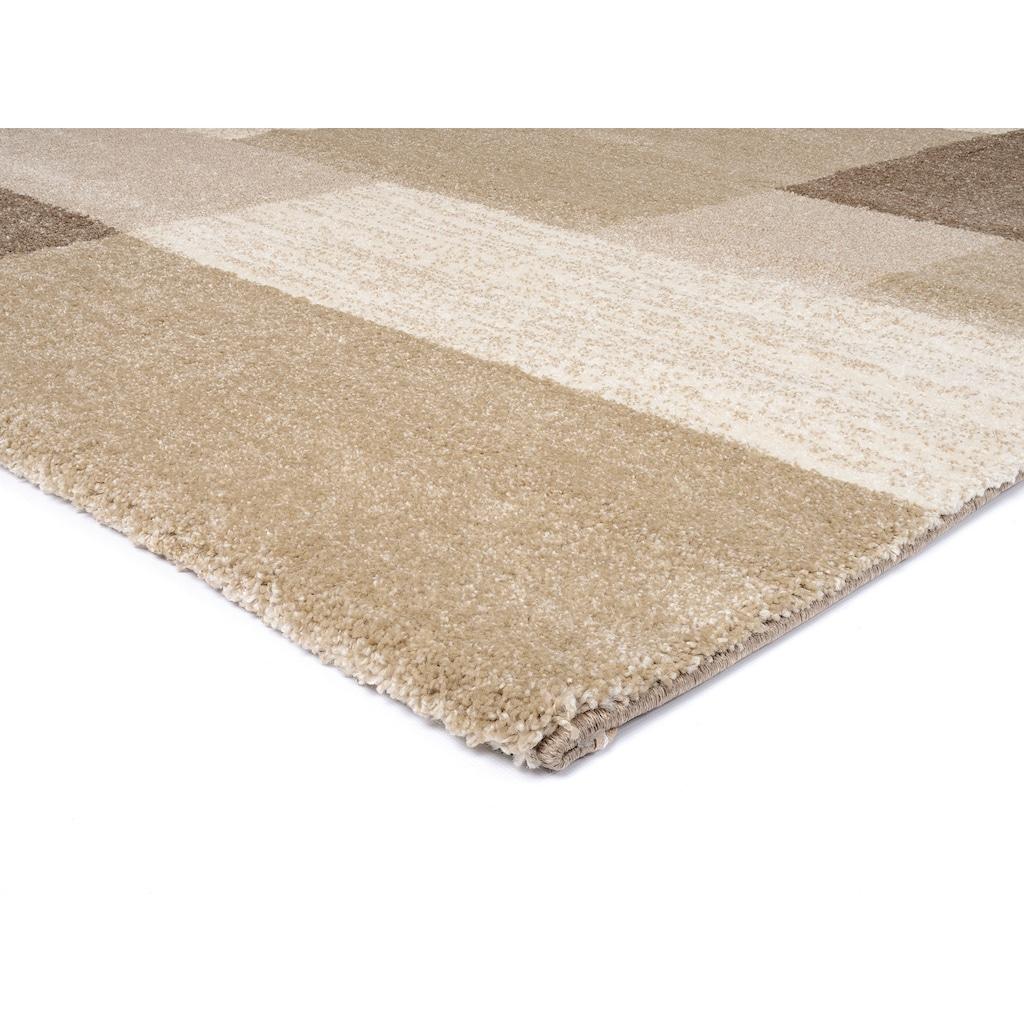 OCI DIE TEPPICHMARKE Teppich »Villa Lima«, rechteckig, 20 mm Höhe, Wohnzimmer