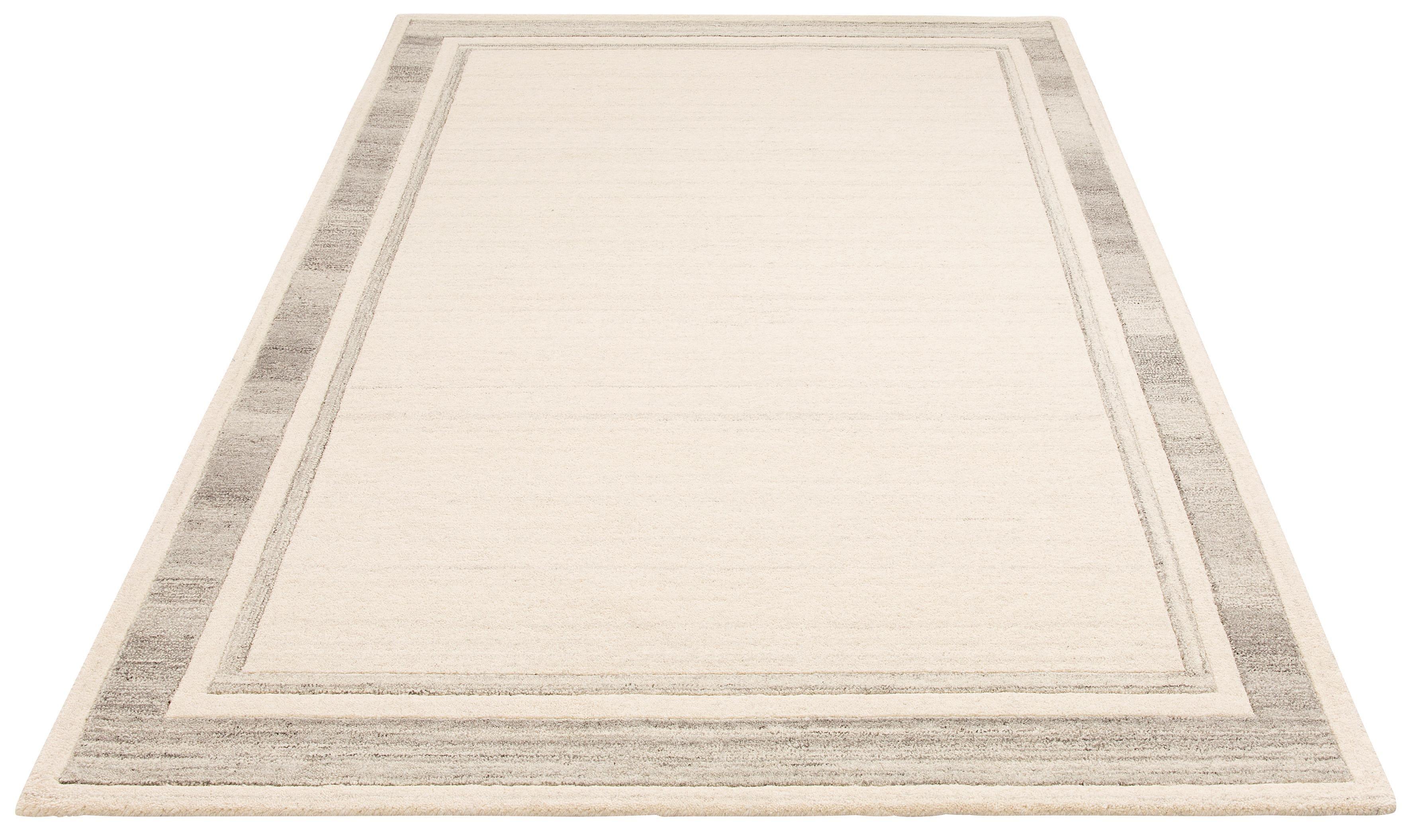 Teppich Nenad DELAVITA rechteckig Höhe 14 mm handgetuftet