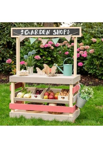 MUDDY BUDDY® Kaufladen »Verkaufsstand Garden Friend«, BxLxH: 40x90x115 cm kaufen