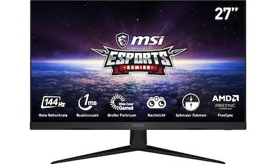 "Hyrican Gaming-PC-Komplettsystem »Rockstar SET02112«, inklusive 27"" Monitor MSI Optix... kaufen"