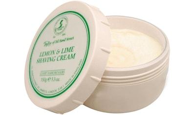Taylor of Old Bond Street Rasiercreme »Shaving Cream Lemon & Lime« kaufen