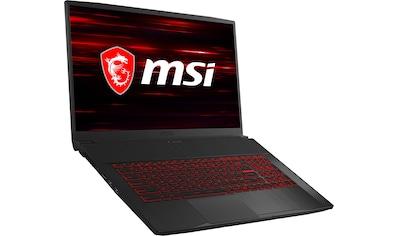 """MSI Gaming-Notebook »GF75 10SCXR-099 - 0017F4-099«, (43,9 cm/17,3 """" Intel Core i7 GeForce\r\n 1000 GB HDD 256 GB SSD) kaufen"""