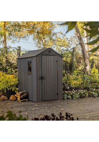 Keter Gerätehaus »Darwin 4x6«, Kunststoff kaufen