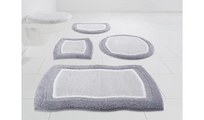 Badematte »Villemont«, GRUND exklusiv, Höhe 24 mm, rutschhemmend beschichtet kaufen