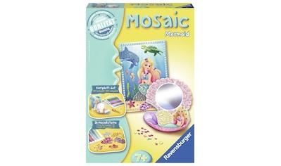 Ravensburger Kreativset »Mosaic, Mermaid«, (Set), Fördert die Kreativität; Made in Europe kaufen