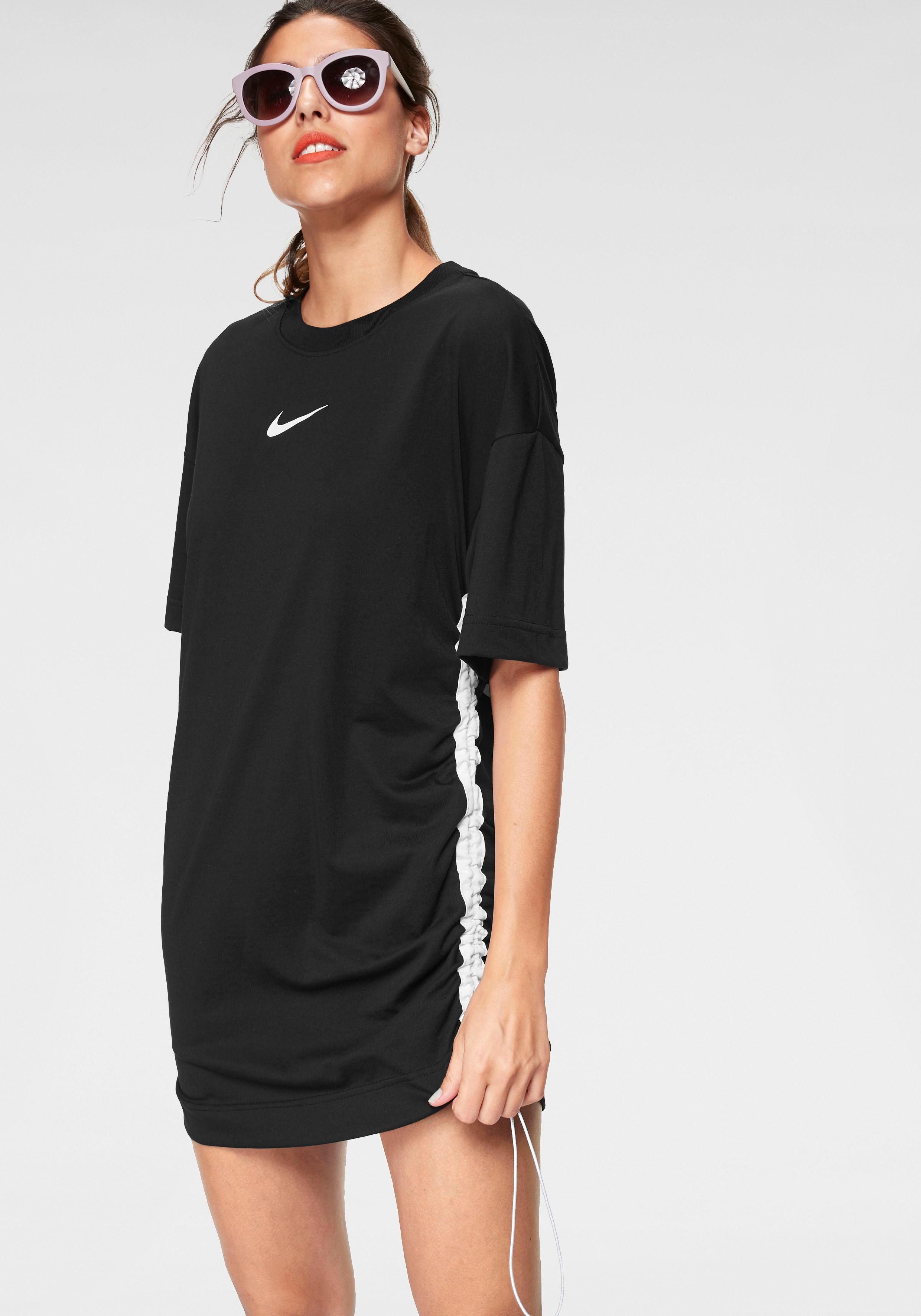 Nike Sportswear Shirtkleid WOMAN NIKE SPORTSWEAR SWOOSH DRESS
