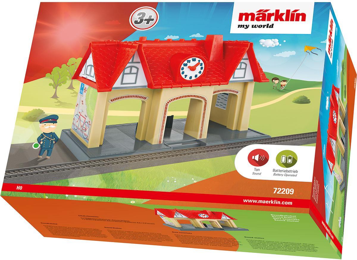 Märklin Eisenbahnzubehör, »Märklin my world, So...