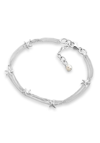 Elli Perlenarmband »Seestern 925 Sterling Silber« kaufen