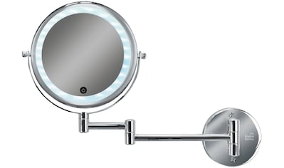 KLEINE WOLKE Kosmetikspiegel »Lumi Mirror«, Silber kaufen