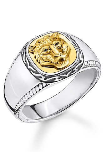 THOMAS SABO Fingerring »Tiger gold, TR2293 - 849 - 39 - 52, 54, 56, 58, 60, 62, 64, 66, 68« kaufen