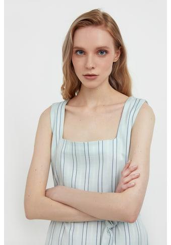 Finn Flare Jerseykleid, mit modischem Streifen-Design kaufen